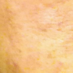 ホホバオイルを塗る前の肌