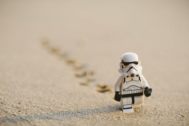 歩いてるイメージ
